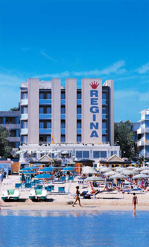 Fotogalerie Hotel Regina Cattolica Hotel 3 sterne Cattolica
