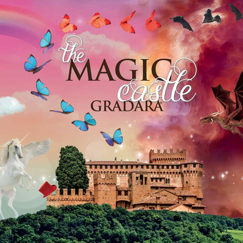 5 – 8 agosto The Magic Castle accende le serate estive di Gradara