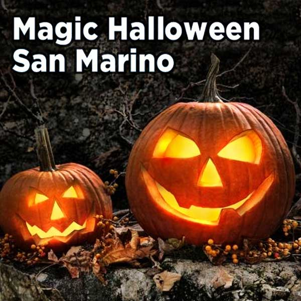 Magic Halloween San Marino, due giornate di paura e sorprese!