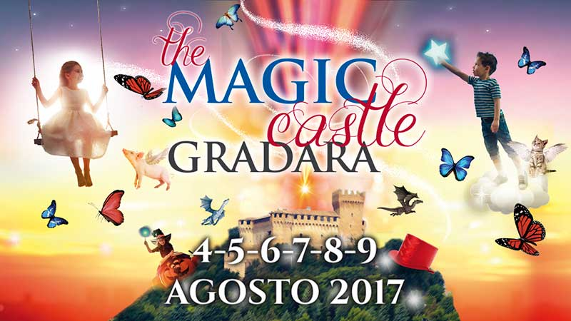 The Magic Castle regalerà emozioni e stupore a Gradara